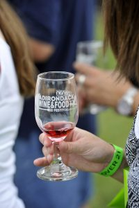 ADK Wine and Food Festival @ Charles R. Wood Festival Commons