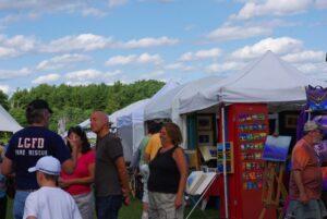LG Art, Craft, Food Truck, Music Festival @ Charles R. Wood Park