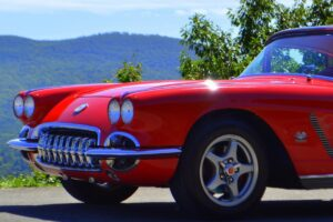 Adirondack Nationals Car Show @ Charles R. Wood Park